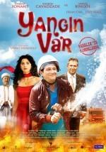 Yangın Var (2011) afişi