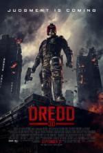 Yargıç Dredd (2012) afişi
