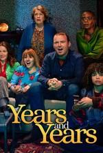 Years and Years Sezon 1 (2019) afişi