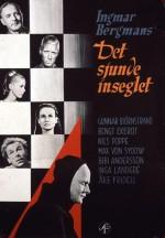 Yedinci Mühür (1957) afişi