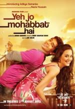 Yeh Jo Mohabbat Hai (2012) afişi