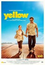 Yellow (2014) afişi