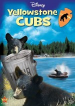 Yellowstone Cubs (1963) afişi