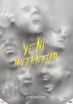 Yeni Mutantlar (2020) afişi