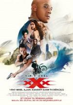 Yeni Nesil Ajan: Xander Cage'in Dönüşü (2017) afişi