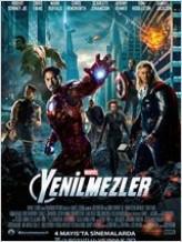 Yenilmezler (2012) afişi