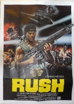 Yenilmezler (1983) afişi
