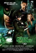 Yeşil Yaban Arısı (2011) afişi