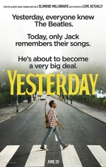 Yesterday (2019) afişi