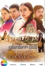 Yılanların Öcü (2014) afişi