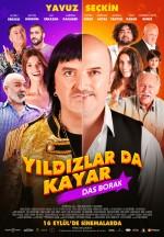Yıldızlar Da Kayar - Das Borak (2016) afişi