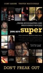 You Are Super (2013) afişi