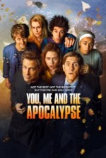 You, Me and the Apocalypse (2015) afişi
