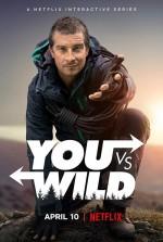 You vs. Wild  afişi
