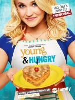 Young & Hungry sezon 4 (2016) afişi