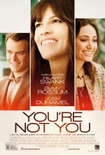 Sen, Sen Değilsin (2014) afişi