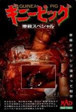 Za Ginipiggu: Akuma No Jikken (1985) afişi