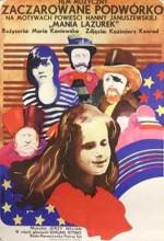 Zaczarowane Podwórko (1974) afişi