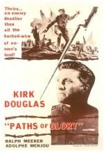 Zafer Yolları (1957) afişi