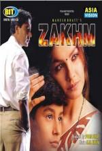 Zakhm (1998) afişi