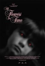 Zaman Içindeki Tüm çiçekler (2010) afişi