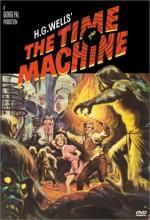 Zaman Makinası (1960) afişi