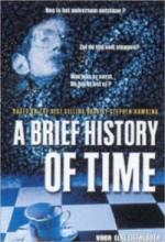 Zamanın Kısa Tarihi: Büyük Patlamadan Karadeliklere (1991) afişi