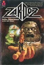 Zardoz (1974) afişi
