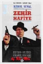 Zehir Hafiye (1989) afişi