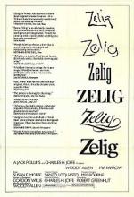 Zelig (1983) afişi