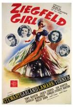 Ziegfeld Girl (1941) afişi