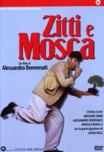 Zitti E Mosca (1991) afişi