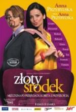 Zloty Srodek (2009) afişi