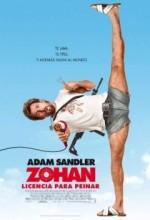 Zohan'a Bulaşma (2008) afişi