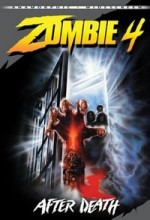 Zombie 4: After Death (1988) afişi