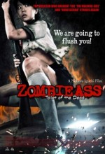 Zombie Ass: Toilet Of The Dead (2011) afişi