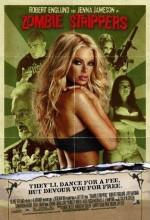 Striptizci Zombiler (2008) afişi