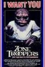 Zone Troopers (1985) afişi