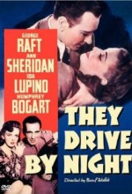 Zor Gece (1940) afişi