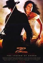 Zorro Efsanesi (2005) afişi