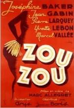 Zouzou (1934) afişi