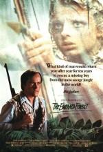 Zümrüt Ormanı (1985) afişi