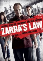 Zarra's Law (2014) afişi