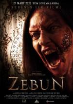 Zebun (2020) afişi