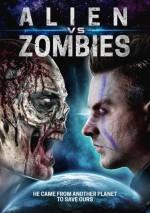 Zombies vs. Joe Alien (2017) afişi