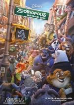 Zootropolis: Hayvanlar Şehri (2016) afişi
