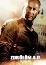 Zor Ölüm 4.0 (2007) afişi