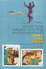 Zorba (1964) afişi
