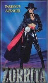 Zorrita: Passion's Avenger (2000) afişi
