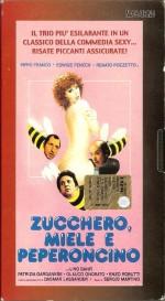 Zucchero, miele e peperoncino (1980) afişi